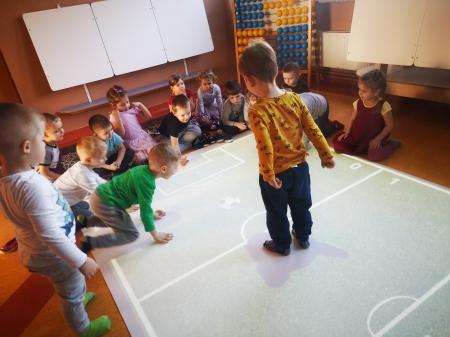 Zabawy na Magicznym dywanie