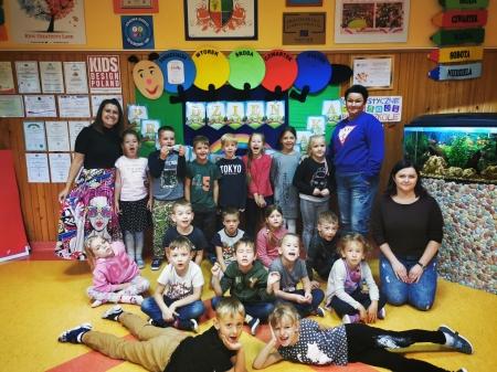 Dzień przedszkolaka u Motylków